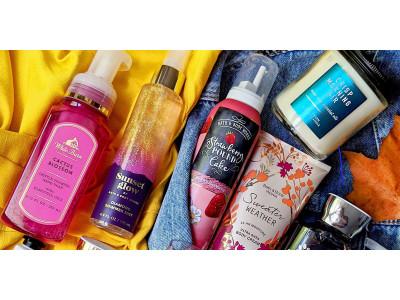 <Самые популярные ароматы Bath & Body Works