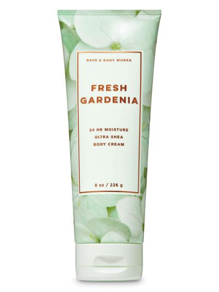 Крем для тіла з олією ши Fresh Gardenia Bath and Body Works