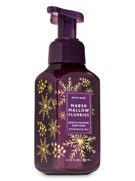 Мыло для рук Marshmallow Flurries Bath and Body Works