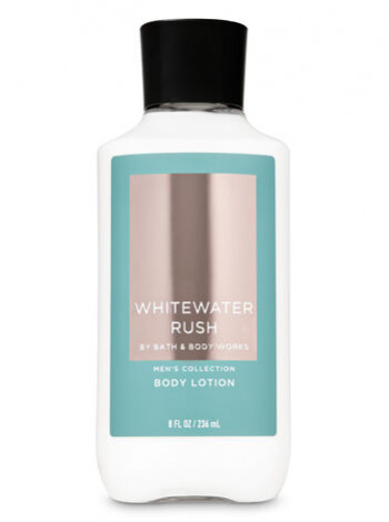 Лосьйон для тіла Whitewater Rush by Bath & Body Works для чоловіків
