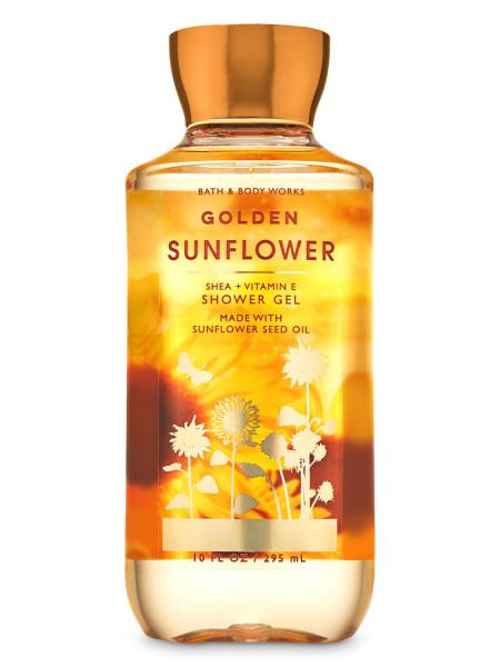 Гель для душа Golden Sunflower від Bath and Body Works