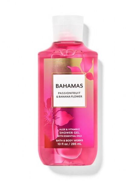 Гель для душа Bahamas Passionfruit & Banana Flower від Bath and Body Works