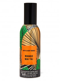 Концентрированный спрей для дома Bath and Body Works - Mango Mai Tai