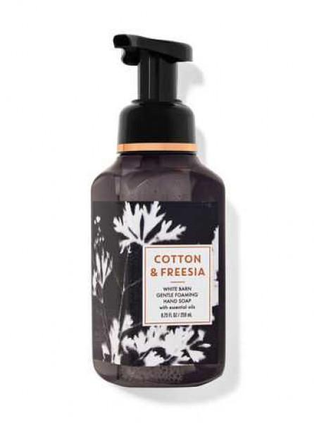 Мыло для рук Cotton & Freesia Bath and Body Works
