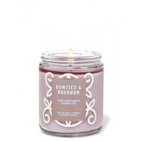 Ароматизированная свеча Bowties Bourbon Bath & Body Works