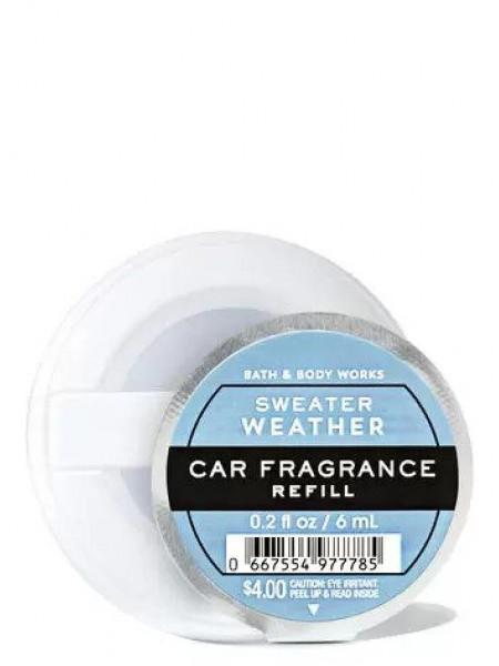 Ароматизатор для автомобиля Sweater Weather от Bath and Body Works
