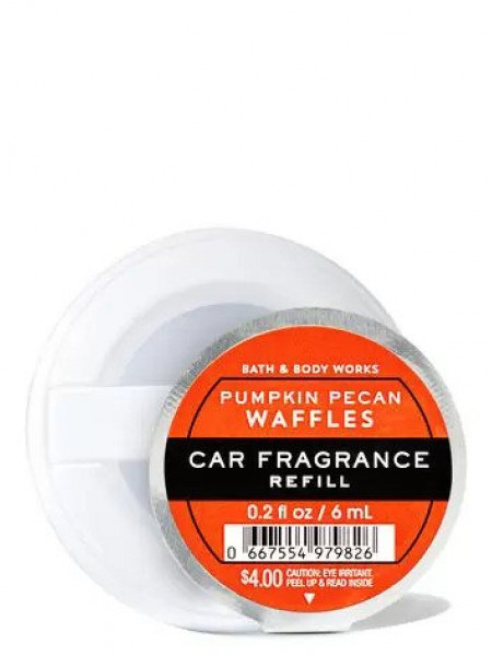 Ароматизатор для автомобиля Pumpkin Pecan Waffles от Bath and Body Works
