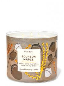 Свічка Bourbon Maple Від Bath And Body Works
