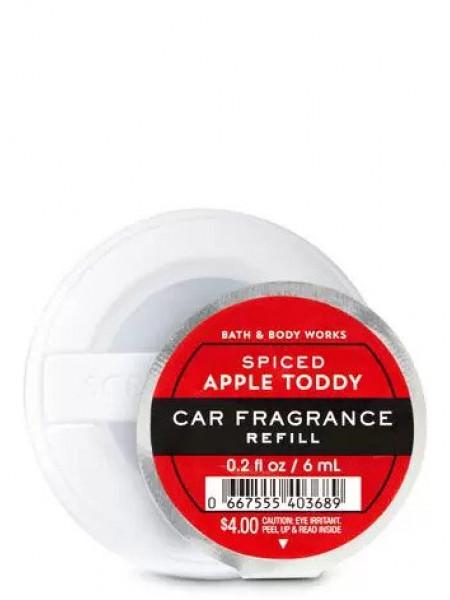 Ароматизатор для автомобиля Spiced Apple Toddy от Bath and Body Works