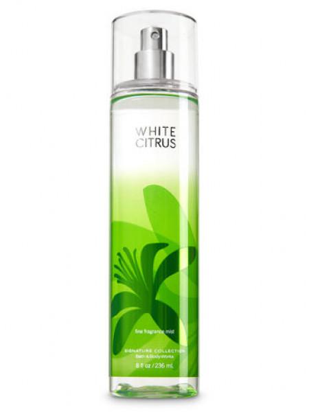 Спрей White Citrus від Bath and Body Works