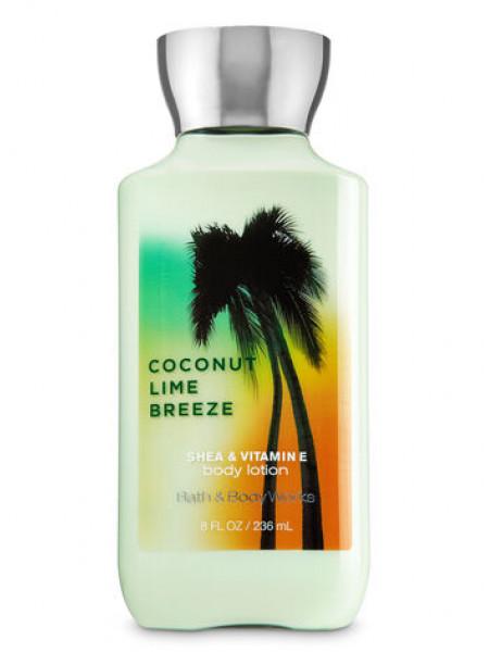 Лосьйон Coconut Lime Breeze від Bath and Body Works