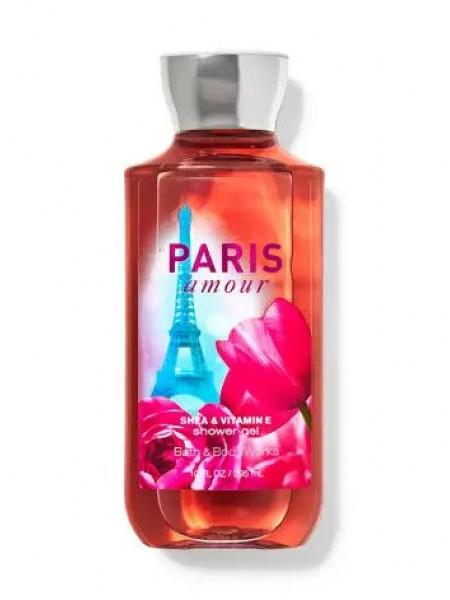 Гель для душа Paris Amour от Bath and Body Works