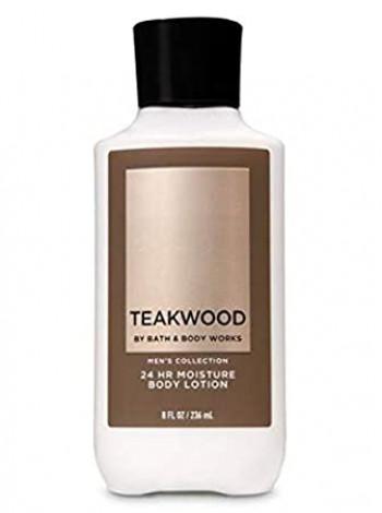 Лосьйон для тіла Teakwood by Bath & Body Works для чоловіків