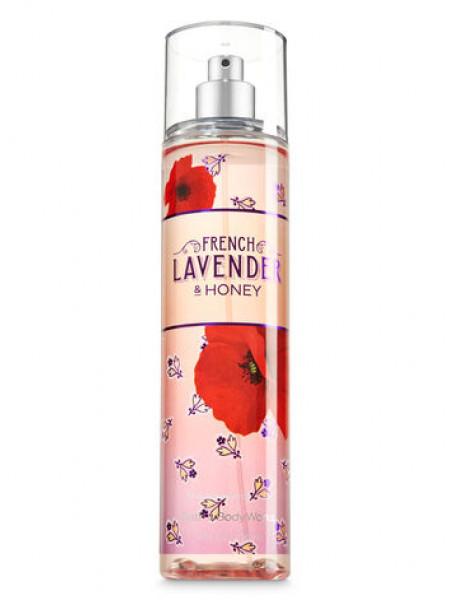 СпрейFrench Lavender & Honey от Bath and Body Works