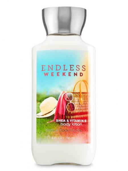 Лосьйон Endless Weekend від Bath and Body Works