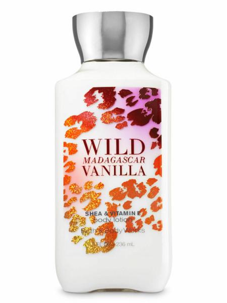 Лосьон для тела Wild Madagascar Vanilla от Bath and Body Works