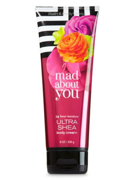 Крем для тіла з олією ши Mad About You від Bath and Body Works