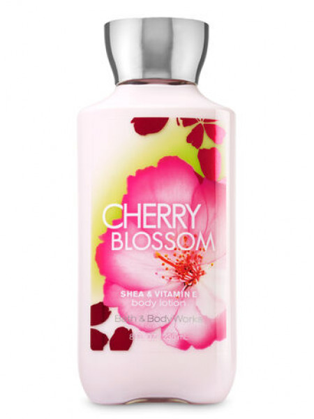 Лосьйон Cherry Blossom від Bath and Body Works