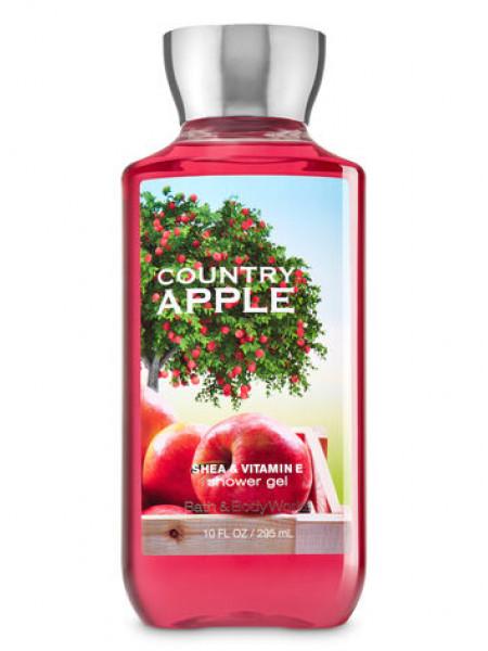 Гель для душа Country Apple от Bath and Body Works