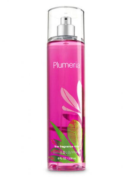 Спрей Plumeria від Bath and Body Works