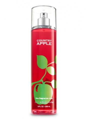 СпрейCountry Apple от Bath and Body Works