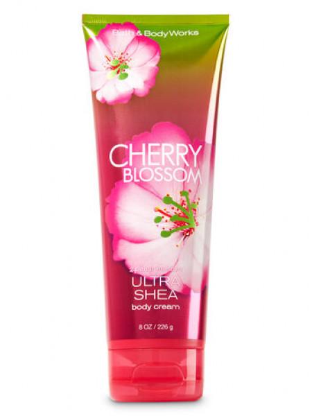 Крем для тела с маслом ши Cherry Blossom от Bath and Body Works