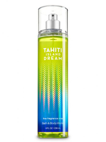 Спрей Tahiti Island Dream від Bath and Body Works