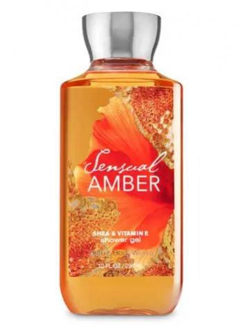 Гель для душа Sensual Amber от Bath and Body Works