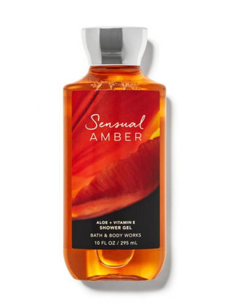 Гель для душа Sensual Amber від Bath and Body Works