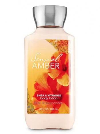 Лосьйон Sensual Amber від Bath and Body Works