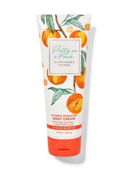 Крем для тіла з олією ши Pretty As A Peach від Bath and Body Works