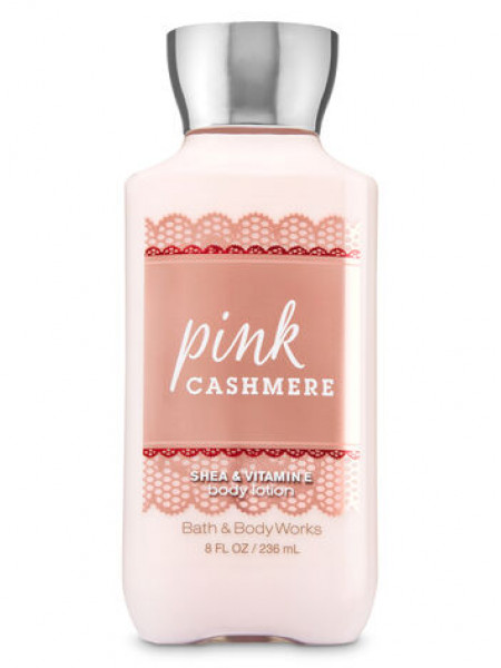 Лосьон Pink Cashmere от Bath and Body Works