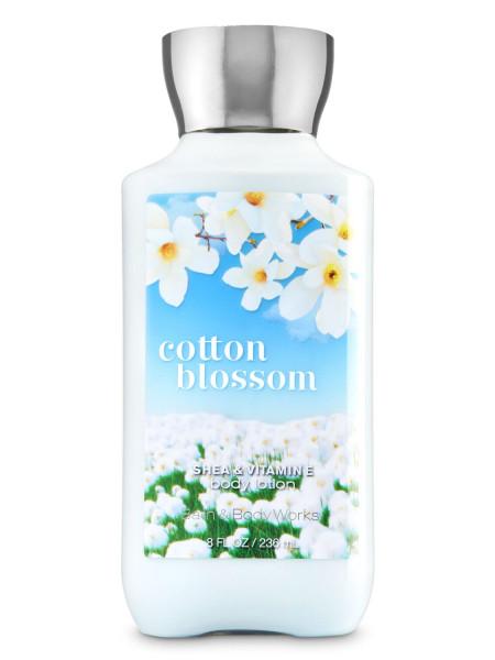 ЛосьонCotton Blossom от Bath and Body Works