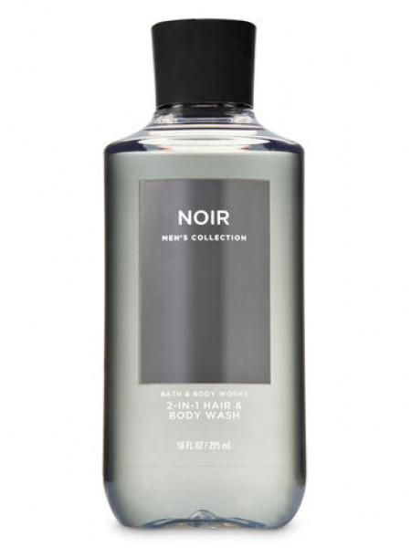 Шампунь для волосся і гель для душу 2в1 Bath and Body Works 2-in-1 Hair & Body Wash Noir