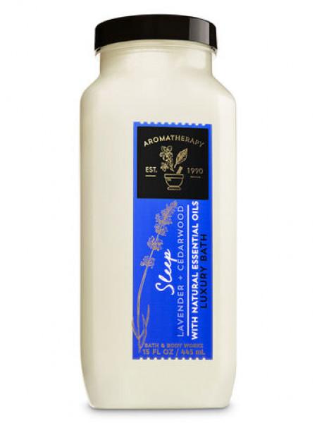 Піна Для Ванни Aromatherapy Sleep Lavender Cedarwood Від Bath And Body Works