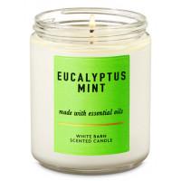 Ароматизована свічка Eucalyptus Mint Bath & Body Works