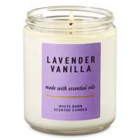 Ароматизована свічка Lavender Vanilla Bath & Body Works