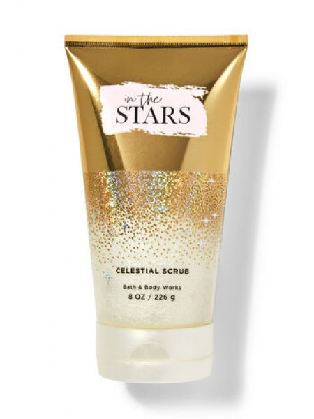 Скраб In The Stars от Bath And Body Works