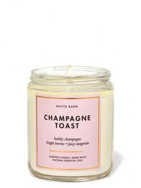 Ароматизированная свеча Champagne Toast Bath & Body Works
