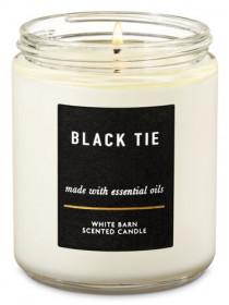 Ароматизована свічка Black Tie Bath & Body Works