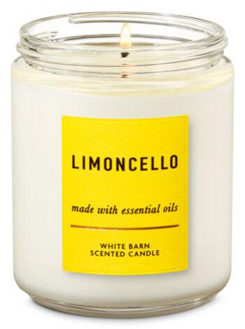 Ароматизована свічка Limoncello Bath & Body Works