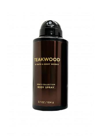 Чоловічий дезодорант Teakwood від Bath and Body Works
