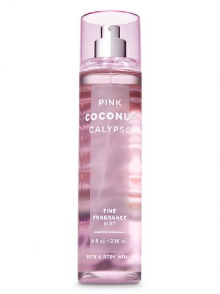 Спрей Pink Coconut Calypso від Bath and Body Works