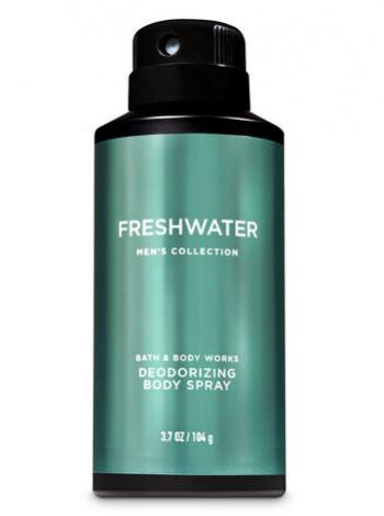 Уценка! Мужской дезодорант Freshwater от Bath and Body Works