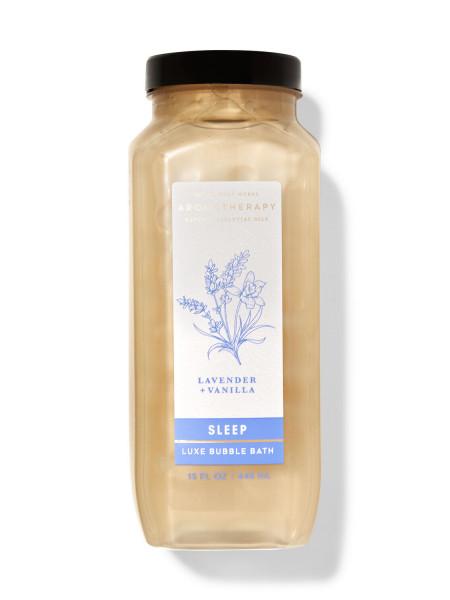 Пена Для Ванны Aromatherapy Sleep Lavender Vanilla От Bath And Body Works
