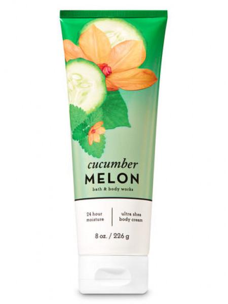 Крем для тела с маслом ши Cucumber Melon Bath and Body Works