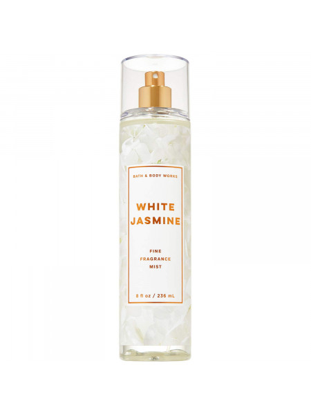 Спрей White Jasmine від Bath and Body Works