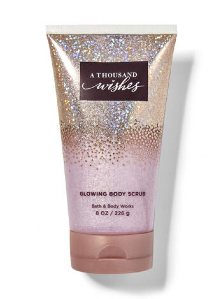 Скраб A Thousand Wishes от Bath And Body Works