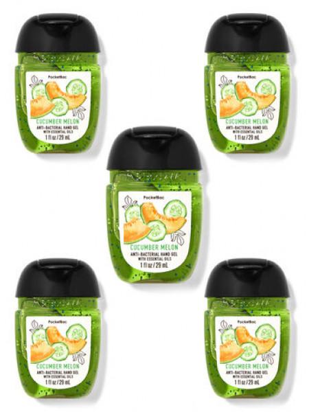 Антисептик для рук Cucumber Melon Bath and Body Works