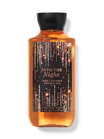 Гель для душа Into The Night від Bath and Body Works
